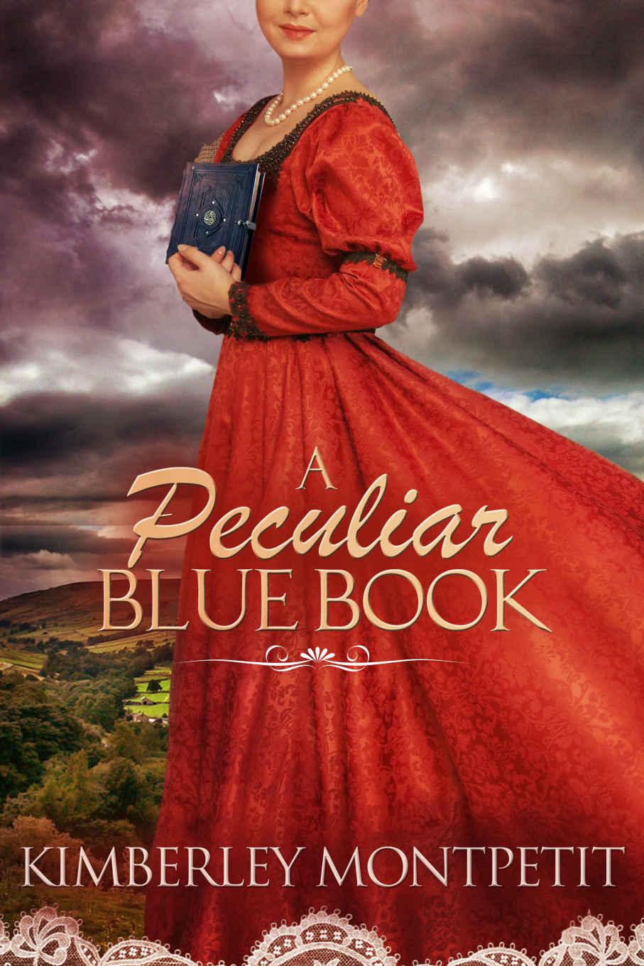 A Peculiar Blue Book