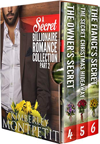 A Secret Billionaire Romance Collection, Books 4-6